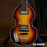 Miniature Paul McCartney Vintage Distressed Violin Bass