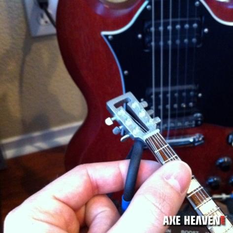 Miniature Travis Bean Guitar Headstock