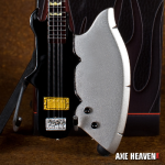Signature Classic Axe Miniature Bass Guitar Replica Collectible by AXE HEAVEN® (opens in new window)