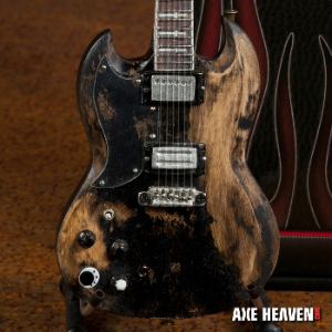 Tony Iommi Jaydee Old Boy Miniature Guitar Replica Collectible by AXE HEAVEN® (opens in new window)