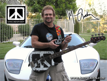 MICHAEL ANTHONY / CHICKENFOOT