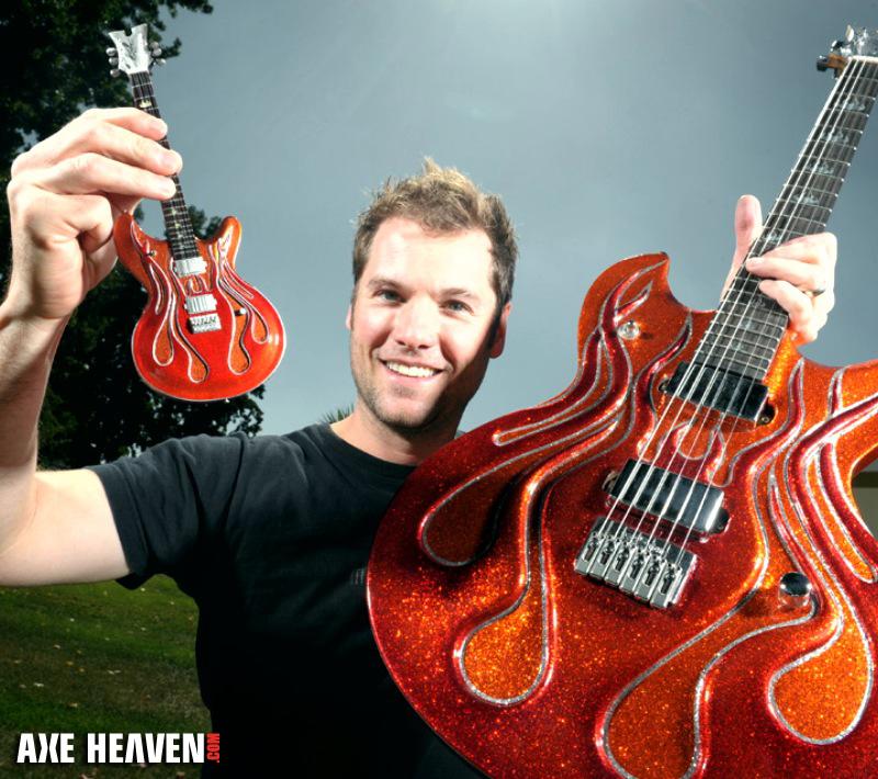 STEPHEN MCSWAIN / MCSWAIN GUITARS