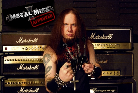 METAL MIKE / HALFORD
