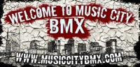 Axe Heaven Sponsors Music City BMX Event.
