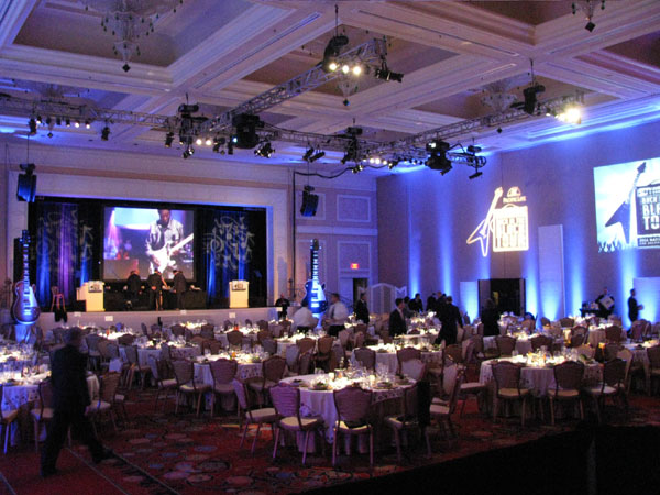 AXE HEAVEN® Miniature Guitars and Drum Kits Were a Big Hit at the Pacific Life 2011 National Sales & Award Conference