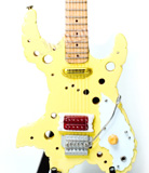 Ron Thal Swiss Cheese Miniature Guitar