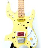 Ron Thal Swiss Cheese Miniature Guitar