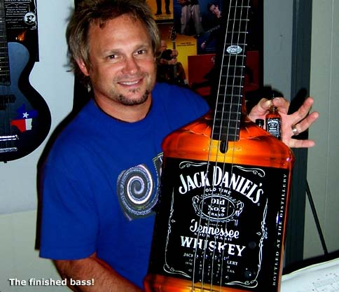 Yamaha 2004 Custom Jack Daniel S Bass Michael Anthony