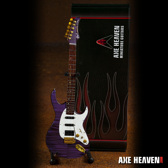 Eric Mantel Cort EMS-1 Tone-Master Miniature Guitar by AXE HEAVEN® Now Available