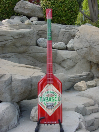 Michael Anthony Tabasco Bass