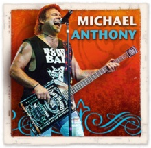 AXE HEAVEN® Exclusive Artist: Michael Anthony