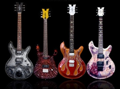 Stephen McSwain Custom Miniature Guitars