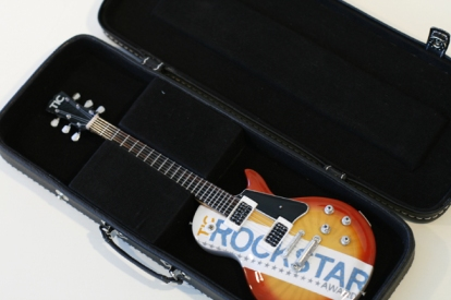 TIC ROCKSTAR AWARD Custom Promo Guitar by AXE HEAVEN®