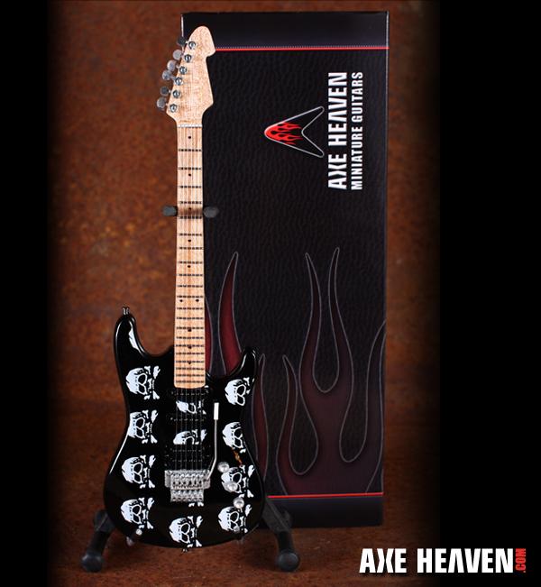 Michael Wilton Miniature Guitar Replica by AXE HEAVEN®