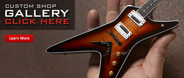 Custom Shop Gallery