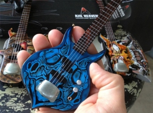 Gentry Riley Custom Miniature Guitar Replica by AXE HEAVEN®
