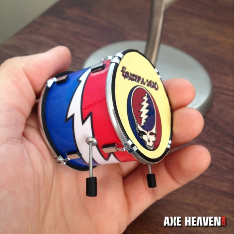 Miniature Drum Promotional Ornament by AXE HEAVEN®