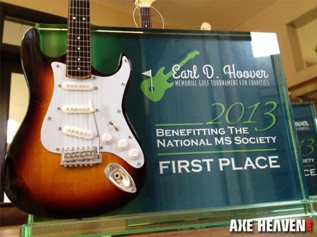 EDH_Golf Tournament_Guitar Award_2