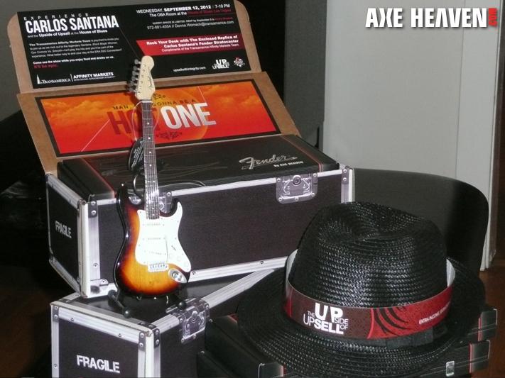 Carlos Santana Guitar Invitation_1