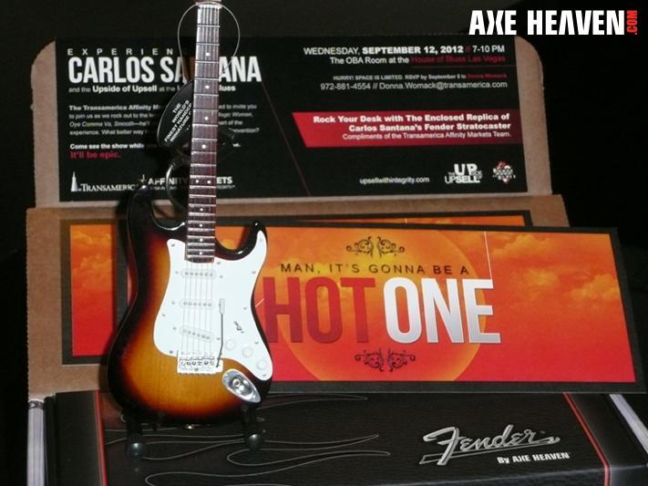 Carlos Santana Guitar Invitation_3