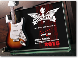 Rock star award certificate template choice image certificate rock star certificate template choice image certificate design mini guitar trophy awards are great for custom yelopaper Gallery