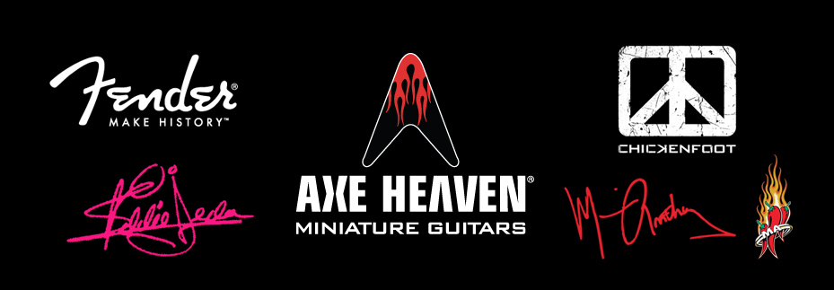 AXE HEAVEN® - CALIFORNIA - USA - ROCK YOUR PASSION