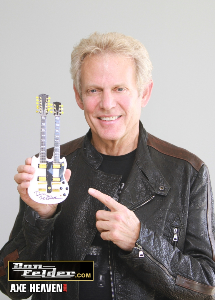 Don Felder Mini Guitar