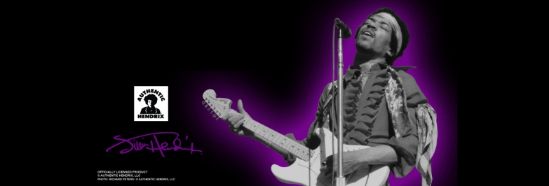 THE JIMI HENDRIX MINI GUITAR COLLECTION BY AXE HEAVEN®