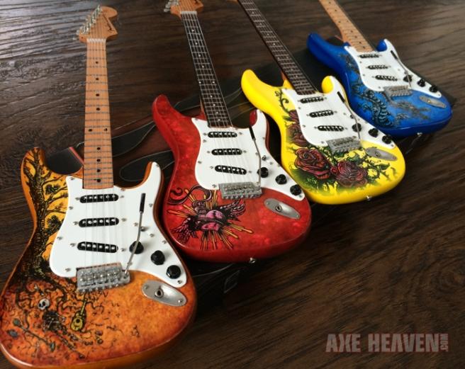 David Lozeau Fender™ Strat™ Collection