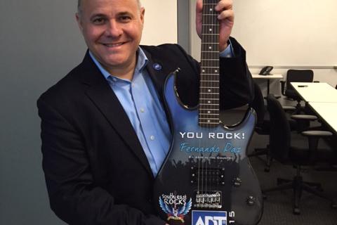 ADT Rockstar Award Peavey Electric Guitar