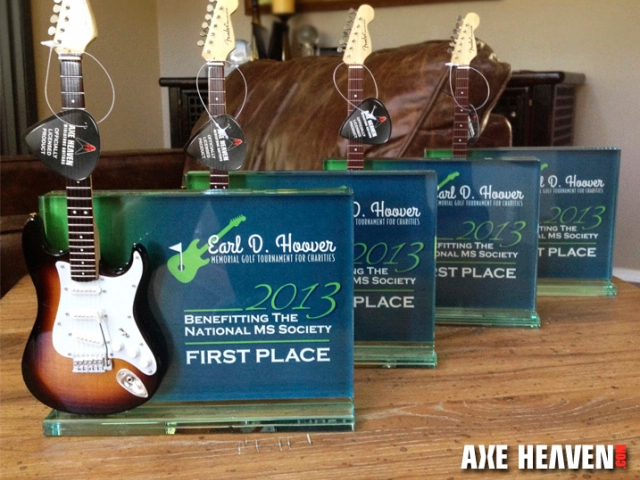 Golf Trophy / Golf Tournament Award by AXE HEAVEN®