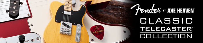Fender™ Telecaster™ Collection by AXE HEAVEN®