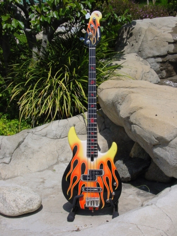 Michael Anthony Bass Guitar