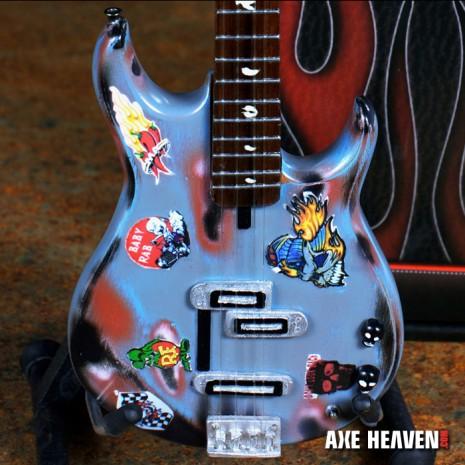 Michael Anthony Rat Rod Custom Shop Bass Mini Guitar