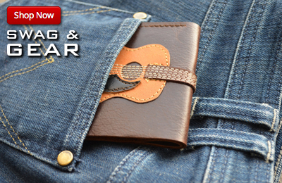 Impress your friends with Swag & Gear from AXE HEAVEN®. Handmade leather wallets and more!