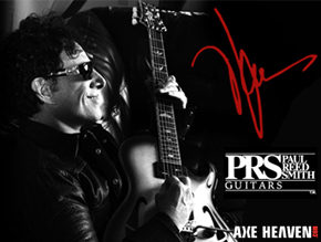 Neal Schon Officially Licensed Miniature Guitars by AXE HEAVEN®