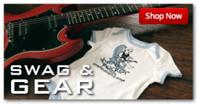 Swag & Gear - AXE HEAVEN® Merchandise