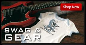 Swag & Gear - AXE HEAVEN® Merchandise