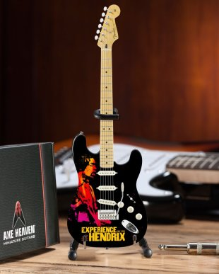 Limited Edition 2017 Experience Hendrix Tour Fender™ Strat™ Mini Guitar