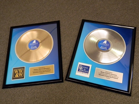 Gold & Platinum Record Awards