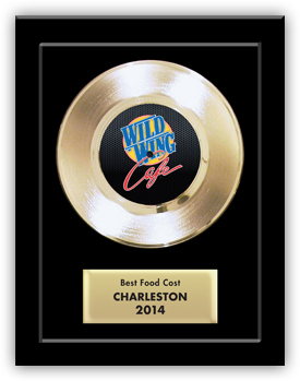 Gold Record Award - Basic 7""
