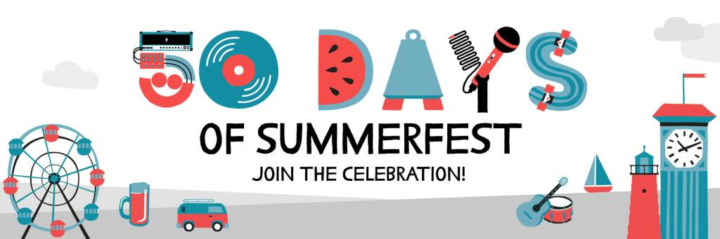 50 Days of Summerfest