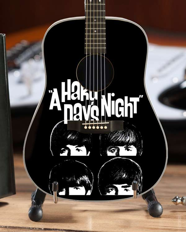 *Licensed Fab Four - A Hard Day's Night Tribute Mini Acoustic - Radio Days
