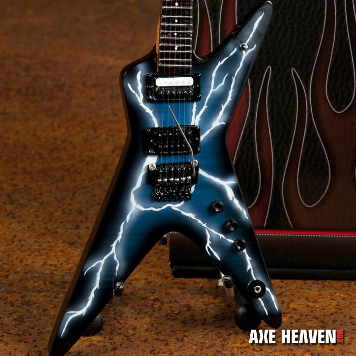 AXE HEAVEN® Exclusive Artist Dimebag Darrell – AXE HEAVEN ...Dimebag Darrell Lightning Guitar