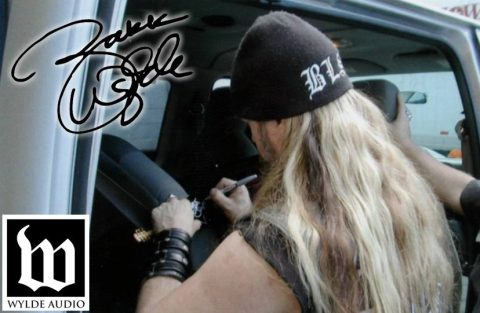 Wylde Audio and AXE HEAVEN® Team Up for Zakk Wylde Officially Licensed Custom Mini Guitars