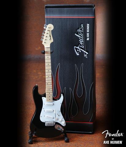 Black Fender™ Stratocaster™