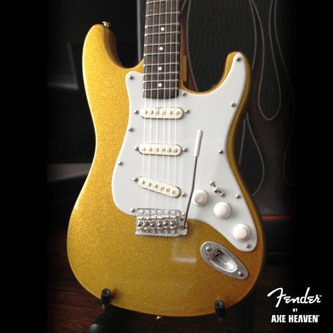 Metallic Gold Fender™ Strat™