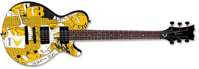 Dean EVO Promo Guitar