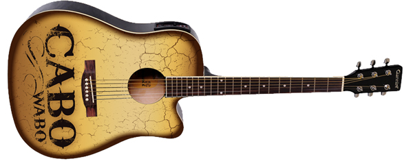 Giannini Acoustic Electric Guitar