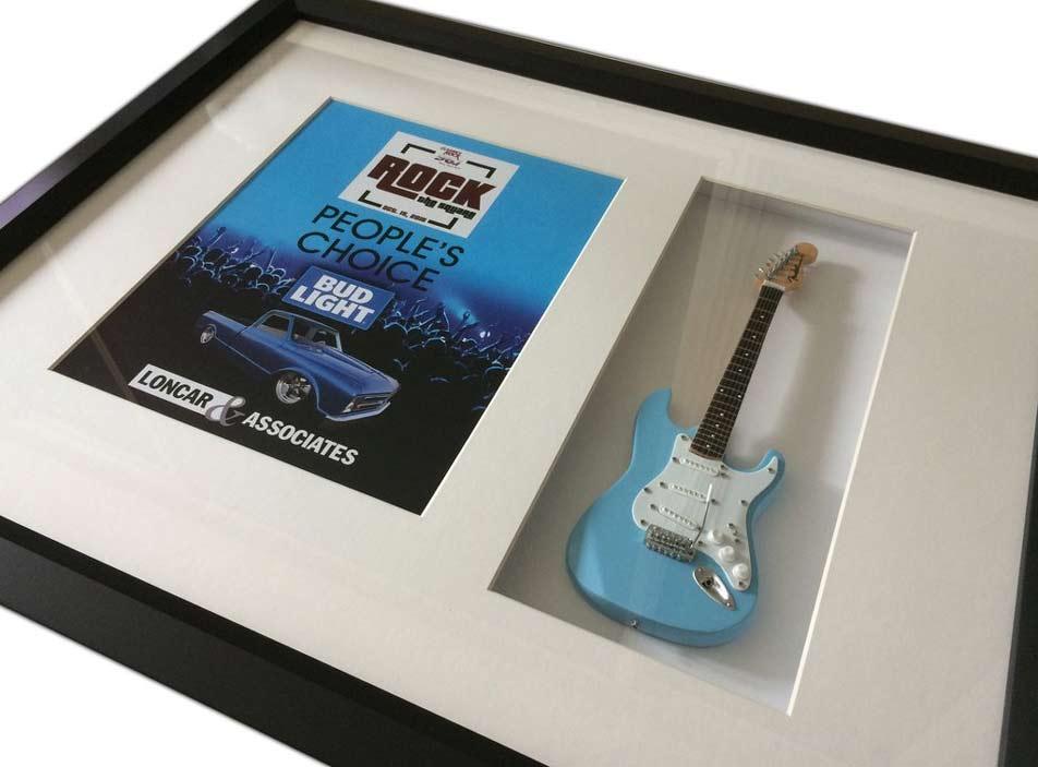 Shadowbox Guitar Award